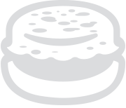 Confectionery grinds icon