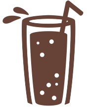 Beverage mix-ins icon
